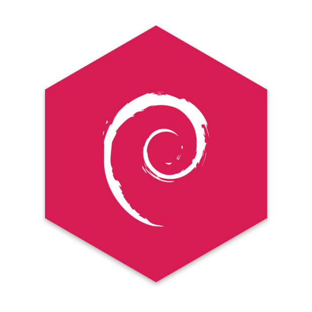 Debian-only-logo_hexagon.sh
